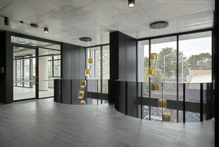 Gwynne Office Cremorne Internal Lobby