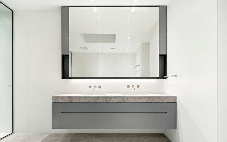 Central Park Malvern Bathroom