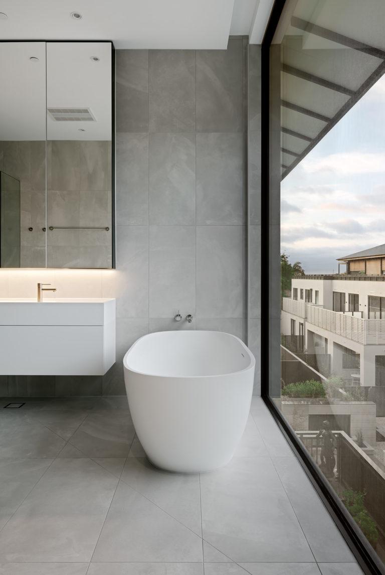 The Granton Brighton bath