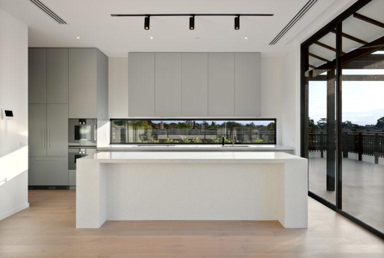 The Granton Brighton penthouse kitchen